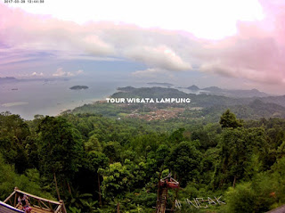 Tour Wisata Lampung Muncak Teropong Laut