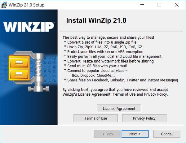 WinZip 21