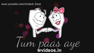 Tum Pass Aye Whatsapp Status Love Video