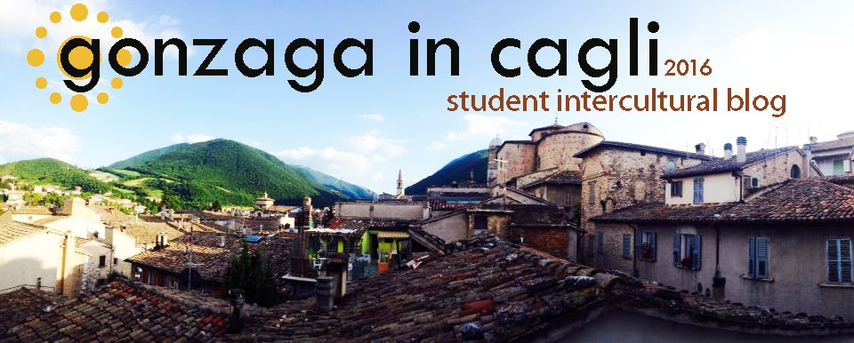 Gonzaga in Cagli 2016 Student Intercultural Blog