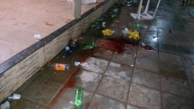 Mulher é morta durante festa de facção criminosa