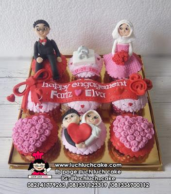 Cupcake Lamaran Romantis