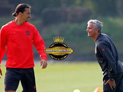 Mourinho Takkan Paksa Ibrahimovic Di United