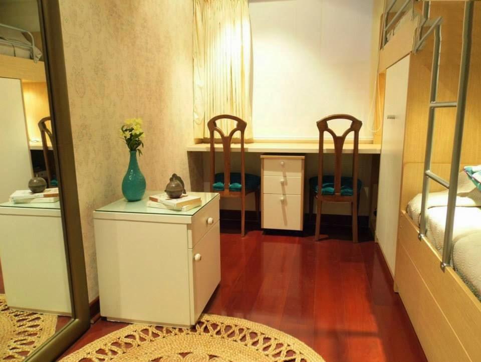 designer de interiores e dormitorio para adolescentes