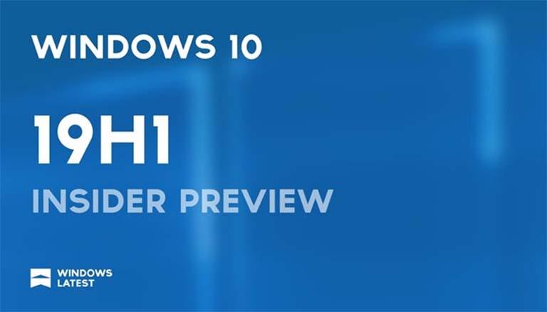 Apa Saja Fitur Baru Windows 10 19H1 Build 18267 Untuk Insiders?