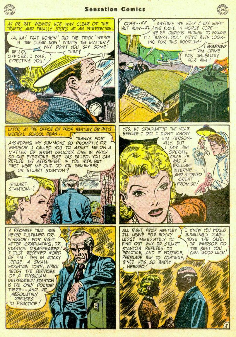 Read online Sensation (Mystery) Comics comic -  Issue #98 - 19