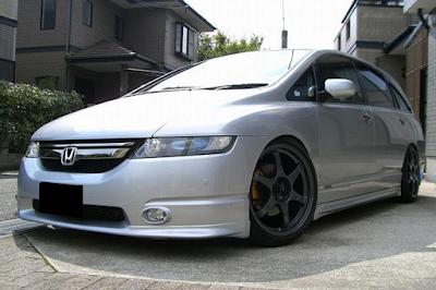 Honda Odyssey Absolute RB1 Modifikasi