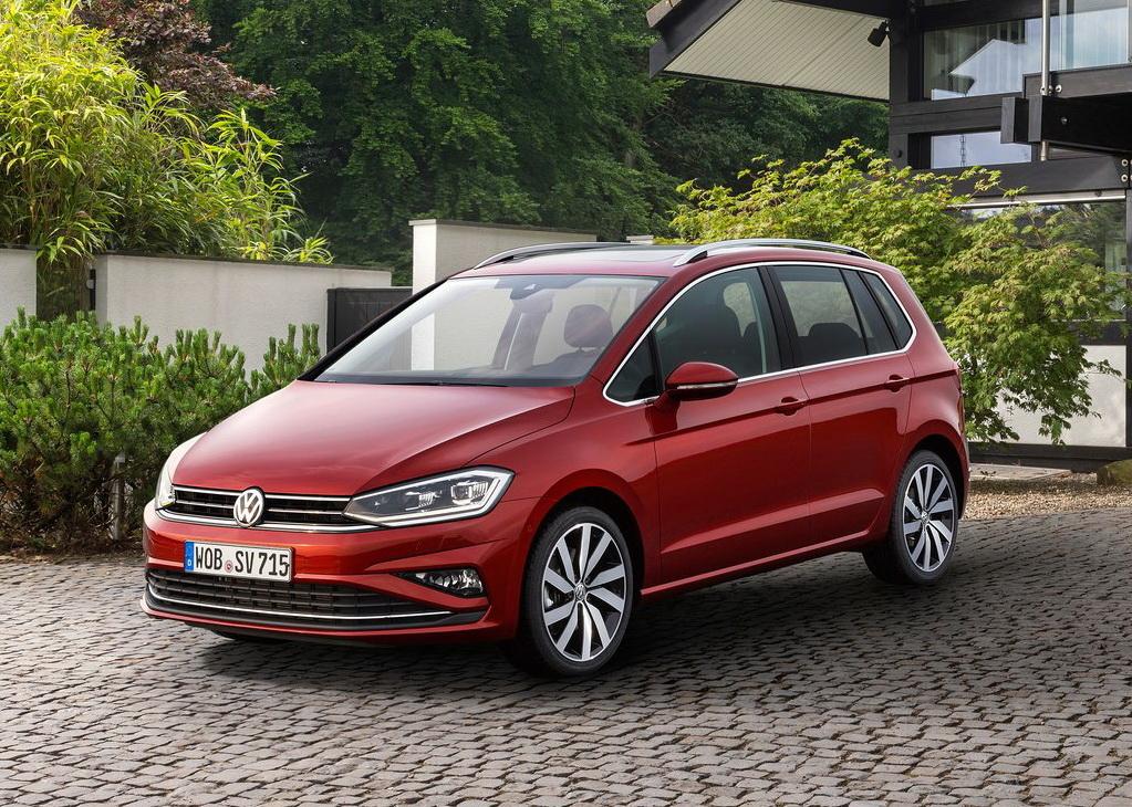 2018 Volkswagen Golf Sportsvan Autolibs