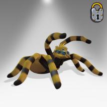 Sunshine Tarantula - Pirate101 Hybrid Pet Guide