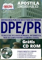 Apostila DPEPR Técnico em: Recursos Humanos
