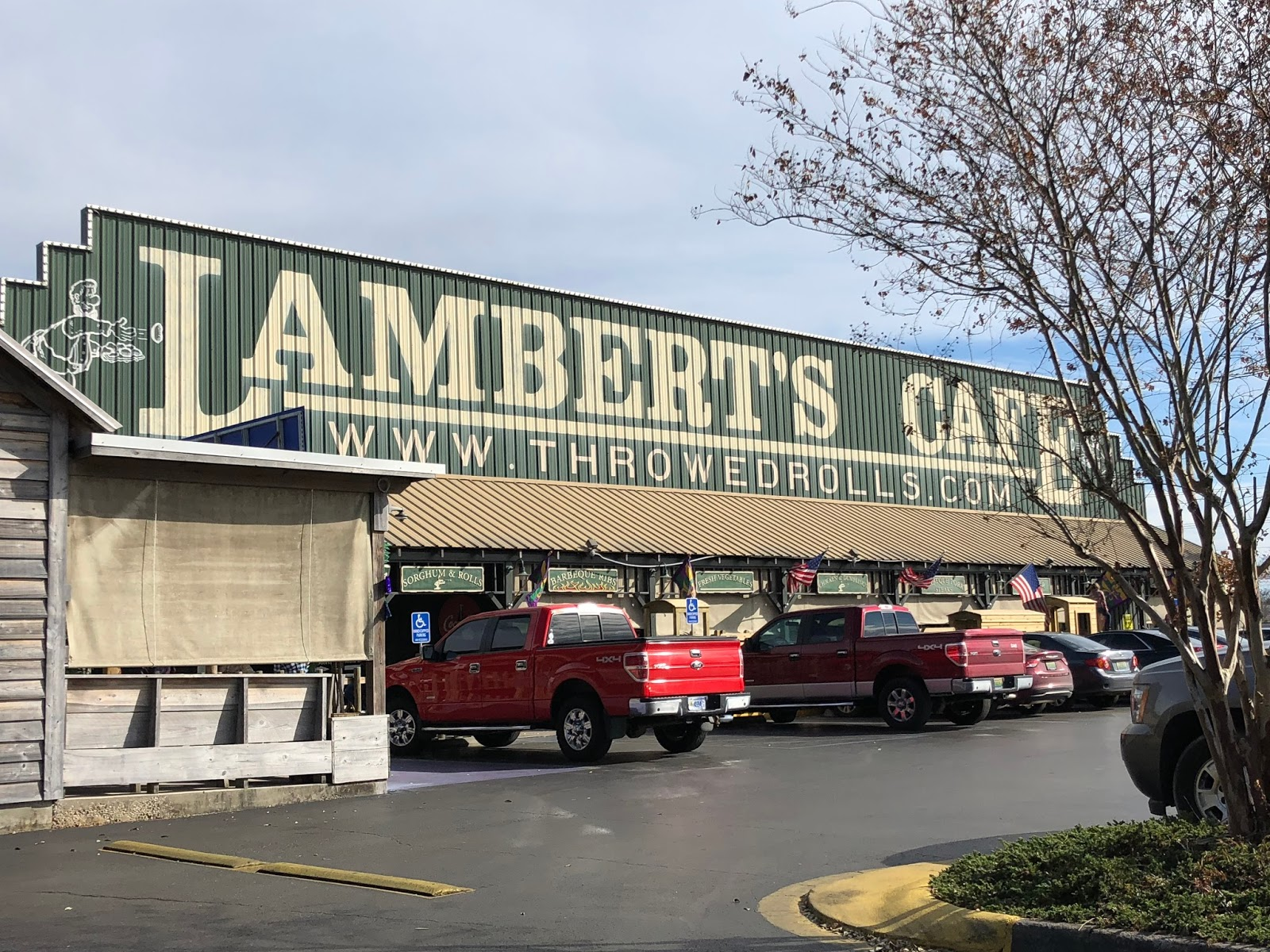Lambert s home of the throwed rolls foley al homemade ftempo for Living room trackid sp 006