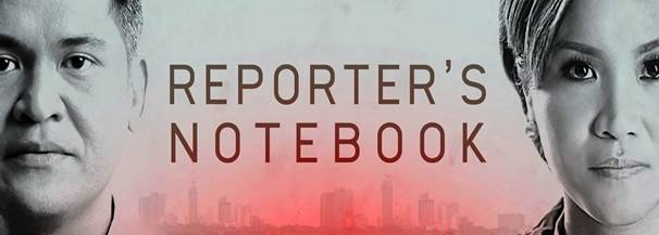 Reporters Notebook March 30 2017