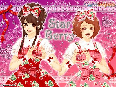 Berry Dynamite de Aya Nakahara
