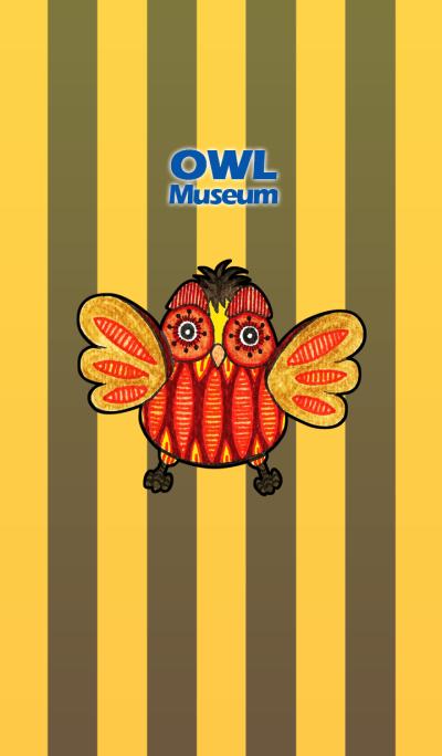 OWL Museum 50 - Surprise Owl