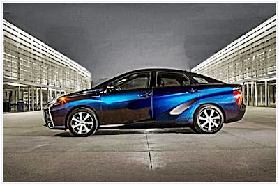 2017 TOYOTA MIRAI RELEASE DATE, CONCEPT AND REDESIGN