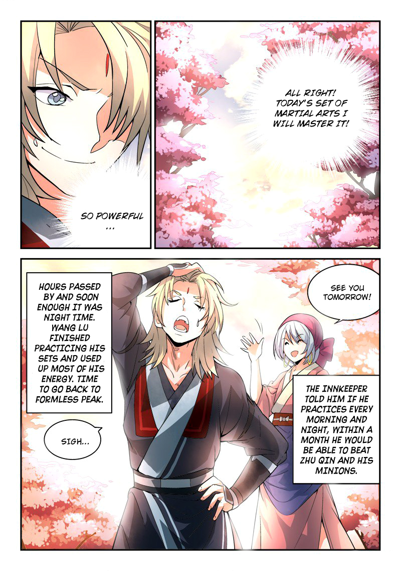 Spirit Blade Mountain - Chapter 32