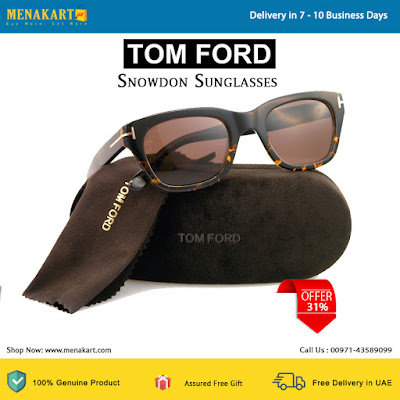 Tom Ford Snowdon Sunglasses FT0237-05J-50