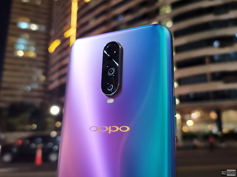 OPPO R17 Pro: First Camera Samples with mini Samsung Galaxy Note9 Comparison