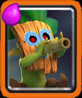 The Dart Goblin Card
