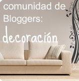 Comunidad Bloggers Decoración
