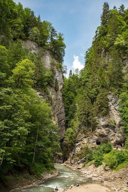 Hausberg-Runde und Partnachklamm  Wanderung Garmisch-Partenkirchen 11