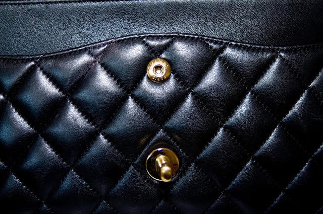zapięcie torebki Chanel oryginał