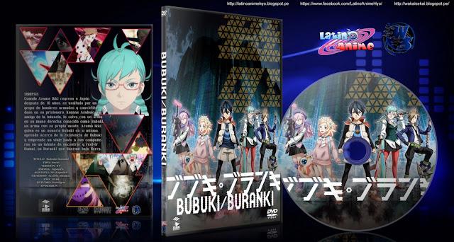 Bubuki Buranki | 12/12 | Cover DVD | 720p | MEGA |