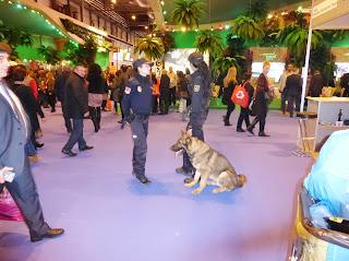 Seguridad, policñias, Fitur, La vuelta al mundo de Asun y Ricardo, round the world, mundoporlibre.com