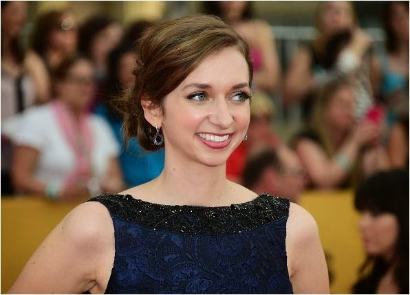 Lauren Lapkus Wears Andi Alyse Jewelry
