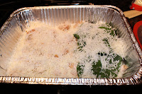 Chicken Alfredo Lasagna- Guest Post: Michelle's Tasty Creations