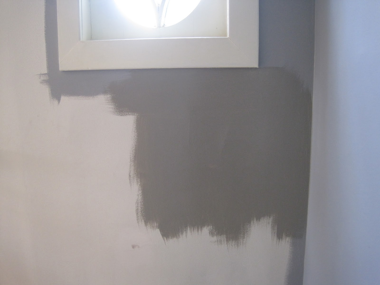 The First Swatch Was Sw Clic French Gray Too Dark Might Use This For My Daughter S Room Though