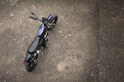 Yamaha XT 600 Custom