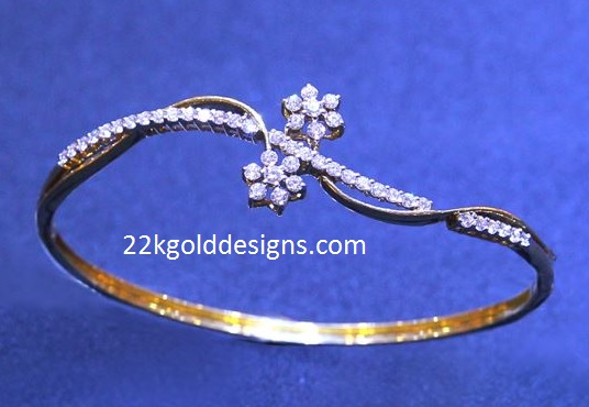 Simple Diamond Bracelets