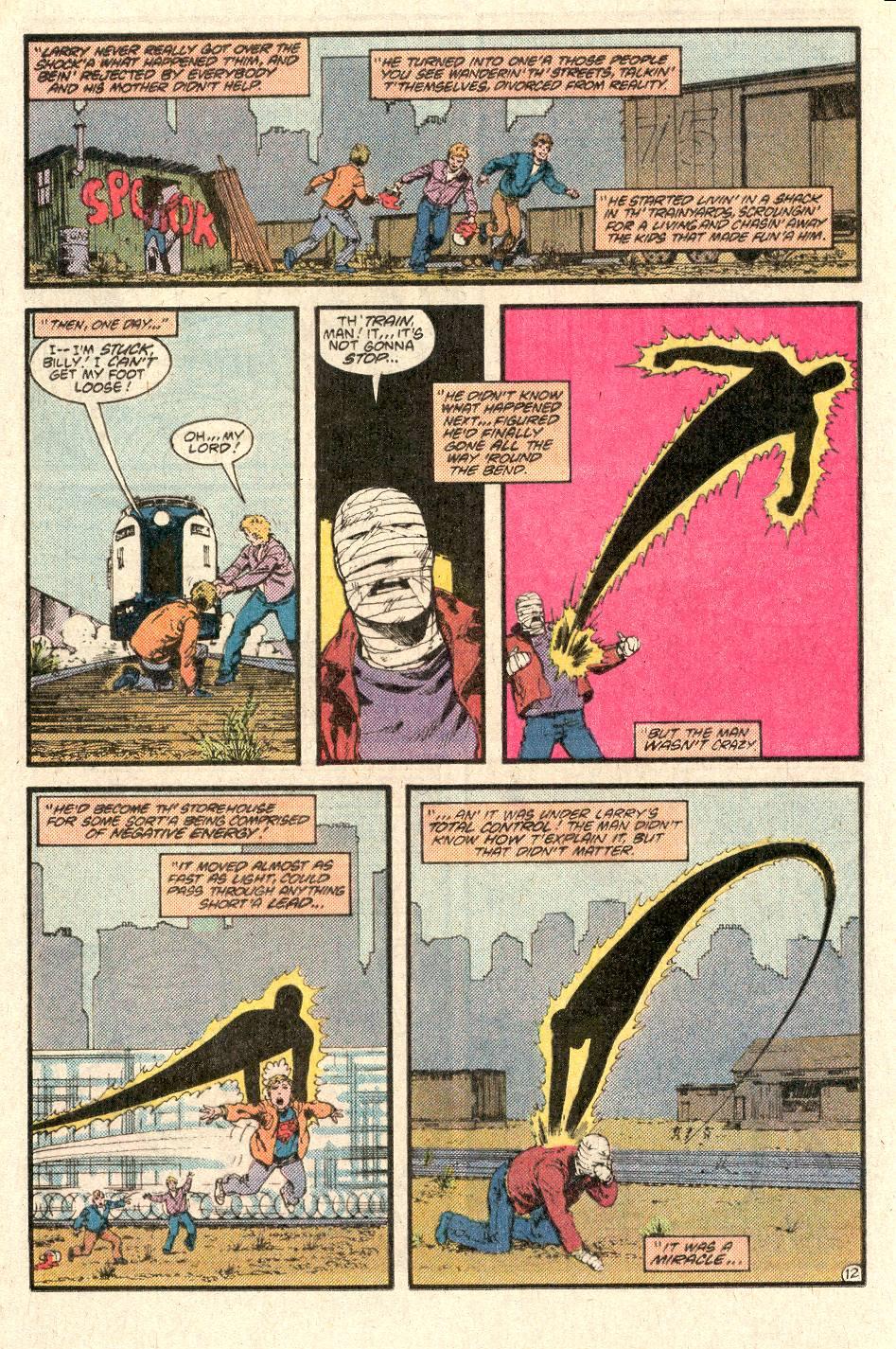 Read online Secret Origins (1986) comic -  Issue # _Annual 1 - 13