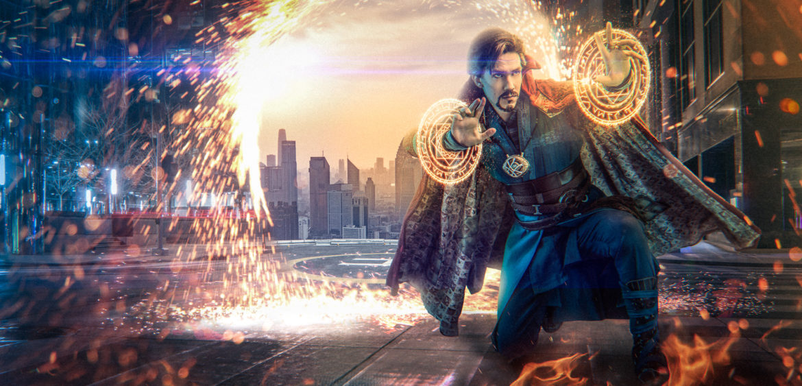 Doctor Strange: The Avengers Photoshoot