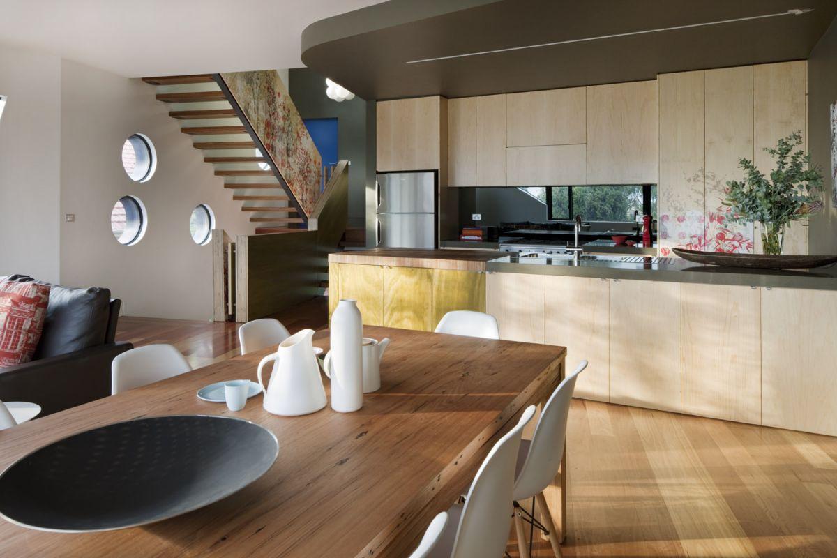Idesign Arsitektur Dapur Bergaya Modern