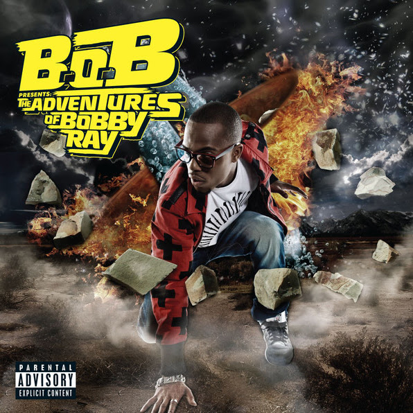 B.o.B - B.o.B Presents: The Adventures of Bobby Ray (Deluxe) [Album + Digital Booklet + Videos] Cover