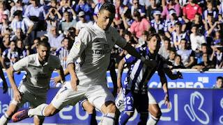 Алавес – Реал Мадрид прямая онлайн трансляция 06/10 в 19:30 МСК