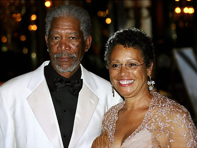 Morgan Freeman Wife