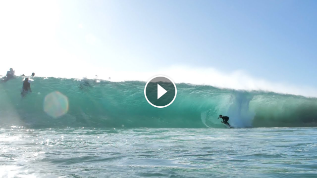 EPIC SESSIONS BEHIND THE ROCK - Snapper Rocks