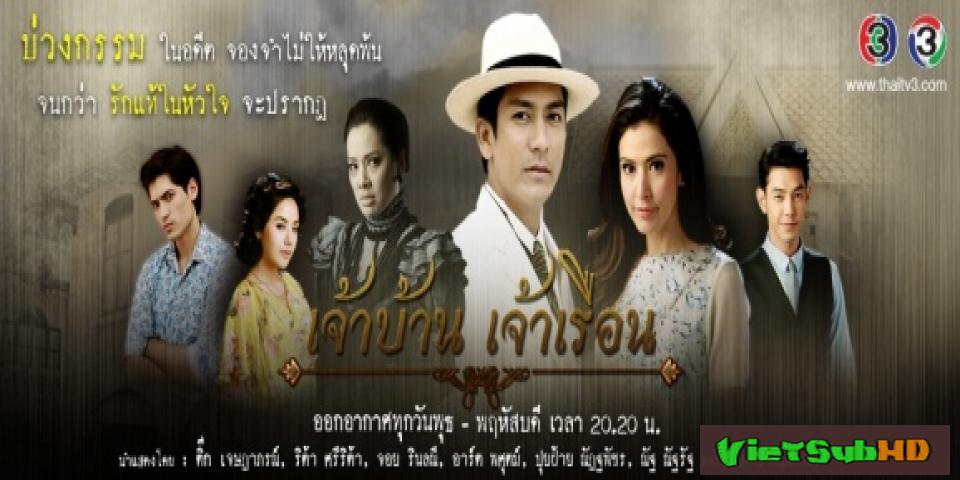 Phim Tình Yêu Từ Hai Nửa Thế Giới Tập 14 VietSub HD | Jao Ban Jao Ruen 2016