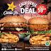 Promo CARLS JR California Deal 2 menu burger pilihan + 2 french fries Harga Cuma 59.091