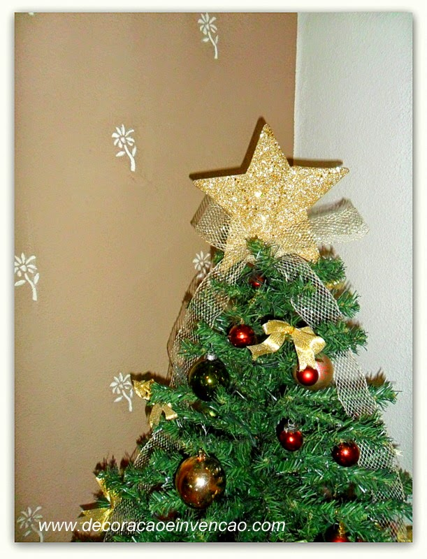 #SEGUNDA NATALINA - Minha árvore de Natal