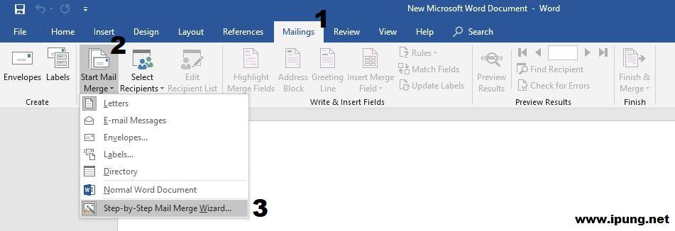 Cara Membuat Raport Otomatis Menggunakan Microsoft Word Tanpa Kuota