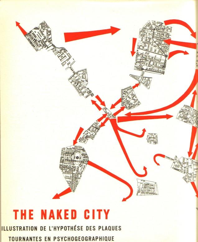 Guy Debord Naked City - Xxx Adult-8958