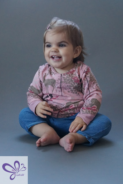 Regem Shirt - Sofilantjes, Chandail Regem, Sofilantjes, Pullover, Sweatshirt, Colorblocking, Colorblock