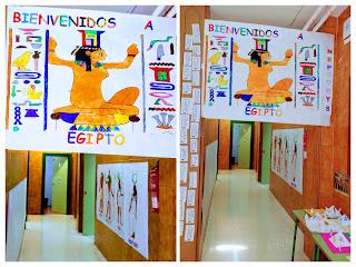 BIENVENIDOS A EGIPTO