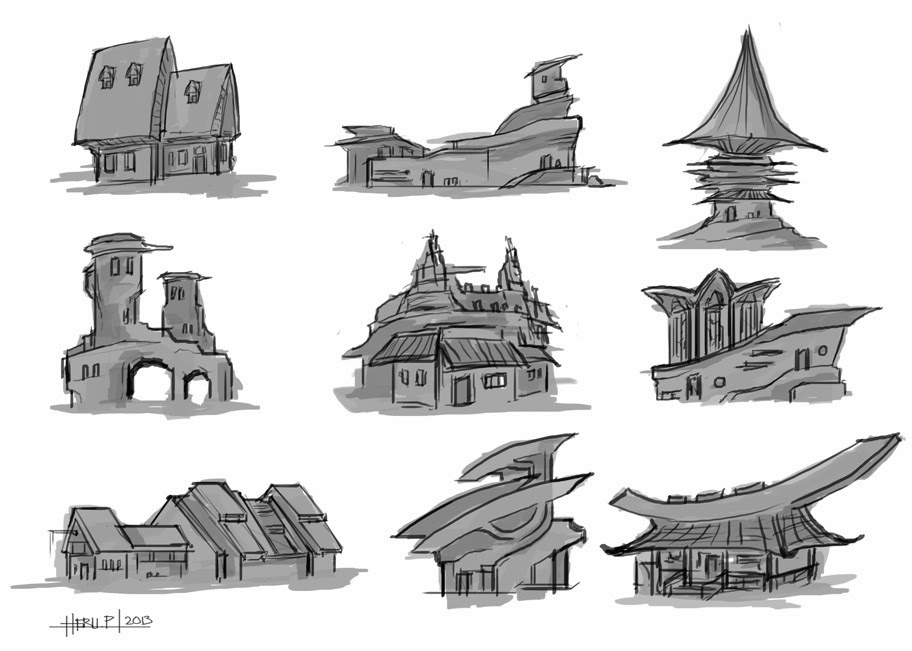 heru purwanda building sketches