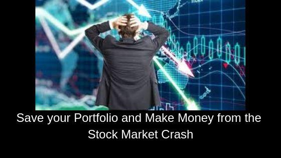 Make Money from Stock Market Crash