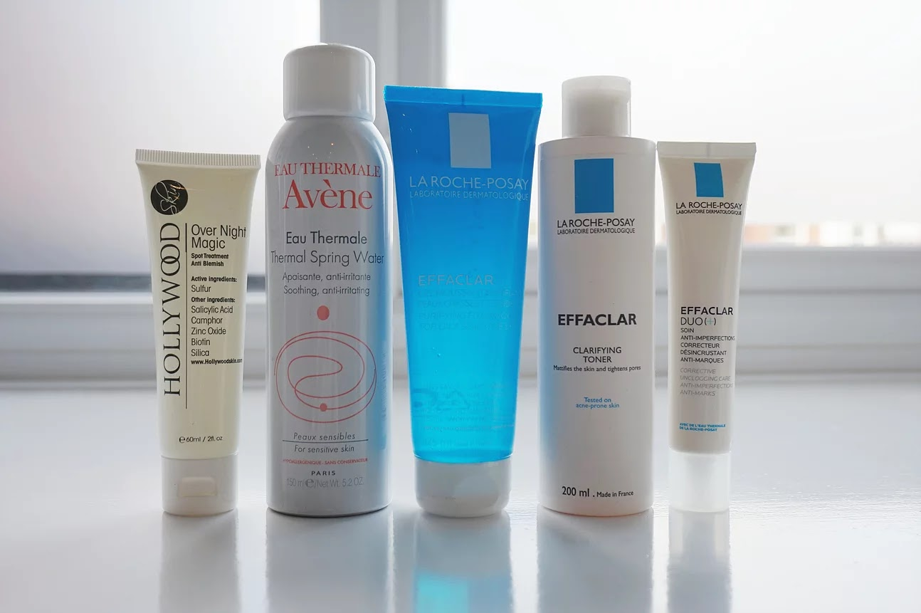 HelloSkin Products - La Roche Posay, Hollywood Skin, Avene